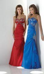 Společenské a plesové šaty - BERN